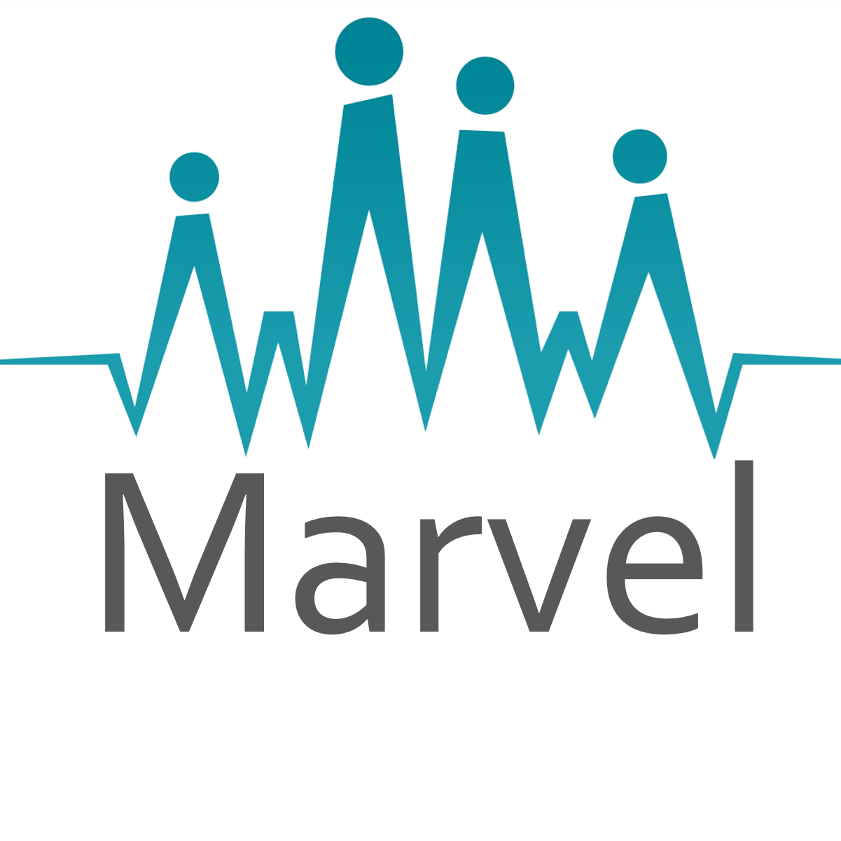 marvel large logo